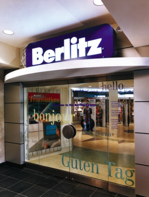 Berlitz Manchester