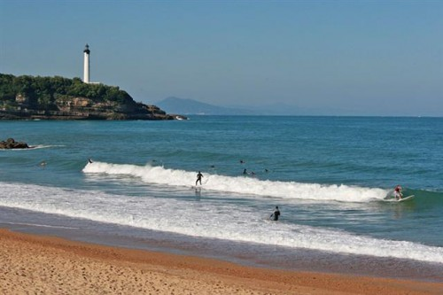 «Biarritz french courses institute»