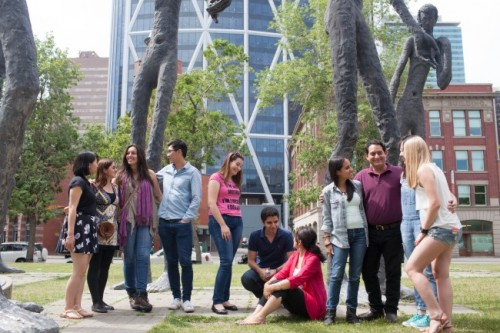 Global Village English Centres Calgary