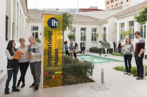 «International House Valencia»