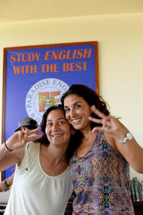 «Paradise English  Boraсay»