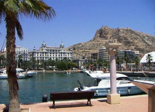 Proyecto espanol Alicante