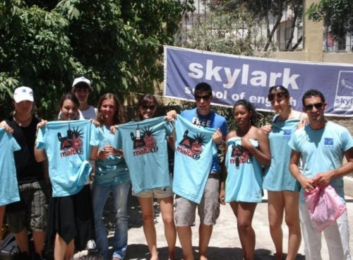 Skylark School of English Malta