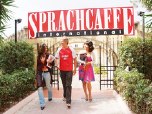 """Sprachcaffe  St.Julians"""