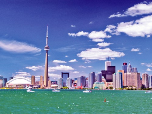 """Sprachcaffe  Toronto"""