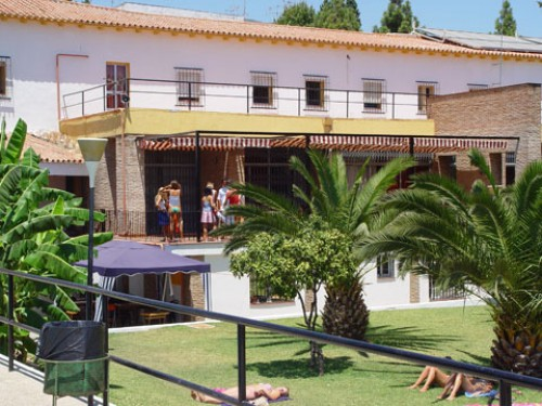 Enforex Marbella - Camp Albergue (16-18 years old)